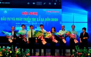 Quảng Bình: Ký cam kết đầu tư 9.000 tỷ đồng ở thị xã Ba Đồn