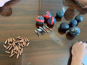 Quảng Bình: Vận động người dân giao nộp nhiều súng, đạn, mìn tự chế