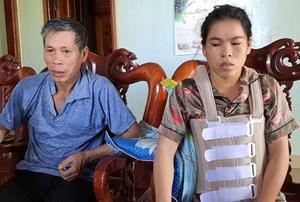 Quảng Bình: Đề nghị xử lý nghiêm vụ chồng đánh vợ suốt 11 năm