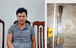 Quảng Bình: Bắt khẩn cấp ngay trong đêm đối tượng dùng dao chém mẹ ruột