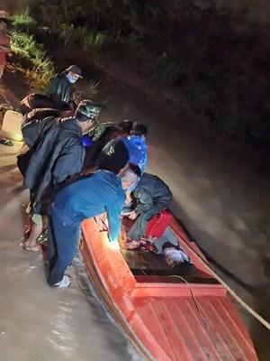 Đã tìm thấy thi thể nam thanh niên bị lũ cuốn trôi ở Đắk Lắk