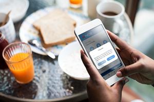NCB iziMobile cập nhật thêm tính năng mở tài khoản trực tuyến