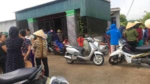 Hà Tĩnh: Cháy nhà, 4 mẹ con thương vong