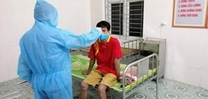 Hà Tĩnh: Kết quả xét nghiệm 8 trường hợp tiếp xúc với BN736