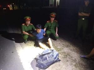 Hà Tĩnh: Truy đuổi 2 kẻ vận chuyển ma tuý như phim hành động