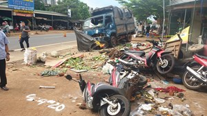 Vụ tai nạn thảm khốc tại Đắk Nông: Thêm nạn nhân tử vong