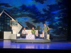 Vở kịch 'Tình bạn và công lý': Tôn vinh người chiến sĩ Công an nhân dân