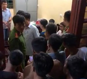 Nam Định: Tạm đình chỉ công tác Phó Công an xã nổ súng khiến một học sinh bị thương