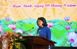 Nam Định: Chú trọng khen thưởng tập thể nhỏ, người lao động trực tiếp