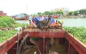 Thái Bình: Trộm nguyên một chiếc tầu thủy, lái đi tỉnh ngoài phá dỡ, bán