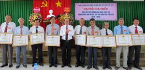 Phú Yên: Biểu dương gia đình, dòng họ, cộng đồng, đơn vị học tập tiêu biểu