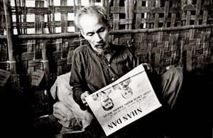 Noi gương Bác Hồ - 'Người có nhiều duyên nợ với báo chí'
