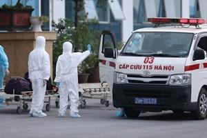 Ban Thường vụ Thành ủy Hà Nội chỉ đạo 6 nhiệm vụ cấp bách phòng, chống dịch Covid-19