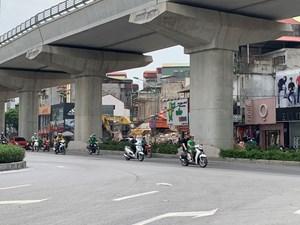 Dự án đường Nguyễn Văn Huyên kéo dài: Vận động người dân di dời, đảm bảo tiến độ thực hiện