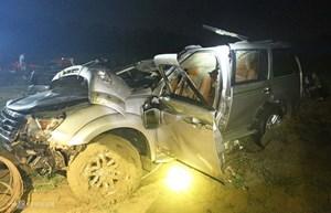Nhân chứng vụ ôtô rơi sông: 'Nỗ lực cứu người nhưng bất thành'