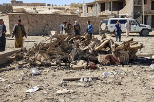 LHQ lên án vụ đánh bom xe tại Afghanistan