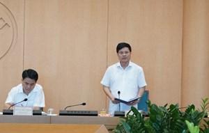Hà Nội chuyển 1 điểm thi tốt nghiệp THPT do có 1 giáo viên là F1