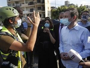 Mỹ: FBI sẽ cử lực lượng tham gia điều tra vụ nổ ở Beirut