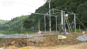 Lào Cai: Kiên cố hóa 22 chốt dã chiến phòng, chống dịch trên biên giới