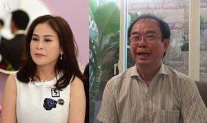 Nguyên Phó Chủ tịch UBND TP HCM Nguyễn Thành Tài chuẩn bị hầu tòa