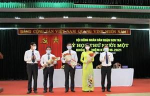 Đà Nẵng: Phó Bí thư Quận ủy giữ chức Chủ tịch quận Sơn Trà