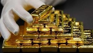 Giá vàng tiến sát mốc 57 triệu đồng/lượng