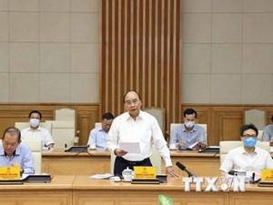 Ban Cán sự Đảng Chính phủ góp ý dự thảo văn kiện Đảng bộ TP HCM