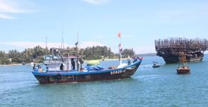 Quảng Nam: Ngư dân gặp khó khăn do ảnh hưởng dịch Covid-19