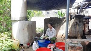 Dân thiếu nước do vướng phân vùng