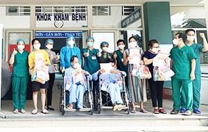Thêm 11 bệnh nhân Covid-19 ở Đà Nẵng được xuất viện