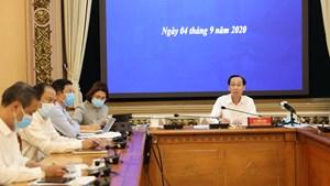 Chính quyền TP HCM khuyến khích phân phối điện tử
