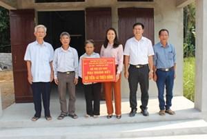 Ninh Bình: Triển khai xây dựng 116 nhà Đại đoàn kết