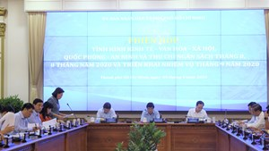 Đô thị 'đầu tàu' bàn kế hoạch phục hồi kinh tế - xã hội