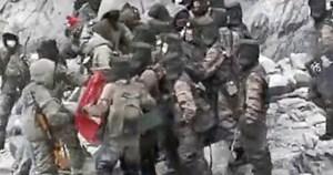 Rộ video binh sĩ Trung - Ấn xung đột ở biên giới