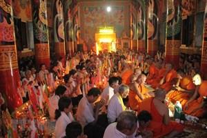 Tây Ninh: Chúc mừng Lễ SenDolta của đồng bào Khmer