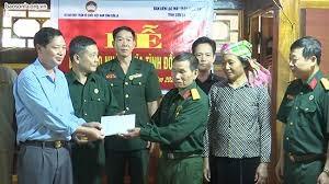 Sơn La: Bàn giao nhà Đại đoàn kết cho cựu chiến binh có hoàn cảnh khó khăn