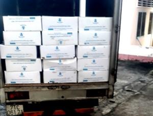 Nhiều Chủ tịch Hội Liên hiệp phụ nữ xã phải đi bán sữa