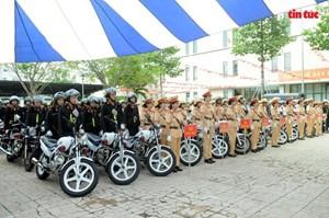 TP Hồ Chí Minh: Ra quân mở đợt cao điểm đảm bảo an ninh trật tự
