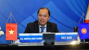 Cùng Trung Quốc sớm hoàn tất đàm phán COC