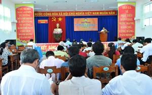 Ninh Thuận: Giúp người dân thoát nghèo bền vững