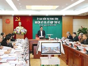 Vai trò của Ủy ban kiểm tra trong công tác cán bộ