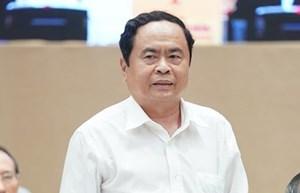 BẢN TIN MẶT TRẬN: Chủ tịch Trần Thanh Mẫn phát biểu tại phiên họp Chính phủ với các địa phương