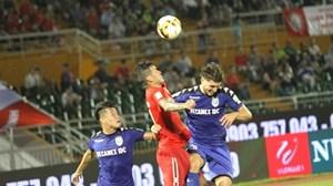 Vòng 8 V.League 2020: Cuộc chiến top đầu giữa CLB TP HCM và Bình Dương