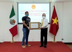 Hỗ trợ bang Guerrero (Mexico) thiết bị y tế