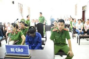 Thái Bình: Xử cô gái bơm độc vào trà sữa để giết vợ người tình