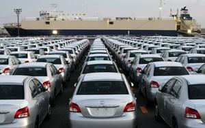 Ô tô nhập khẩu giảm