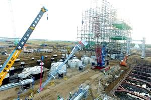 Nhiều dự án nguồn điện chậm tiến độ