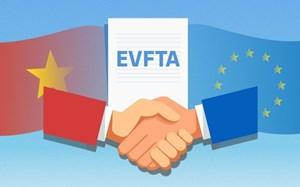 Khi EVFTA chính thức có hiệu lực