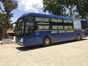 Tài xế và phụ xe chở bệnh nhân 448 về Đắk Lắk âm tính với Covid-19