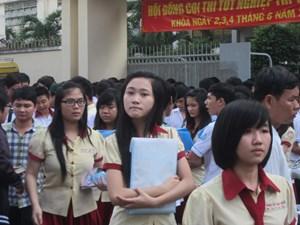 Băn khoăn về kỳ thi tốt nghiệp THPT
